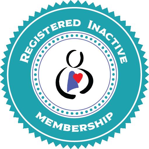 Registered Inactive Membership