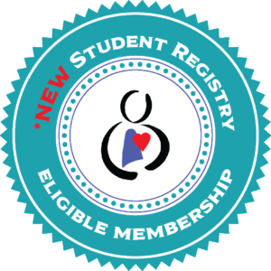 NEW Student - Registry Eligible Membership
