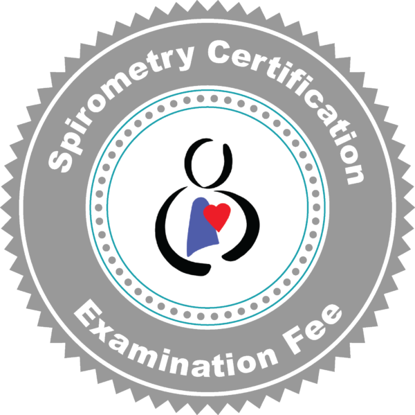 Spirometry Certification Examination Fee